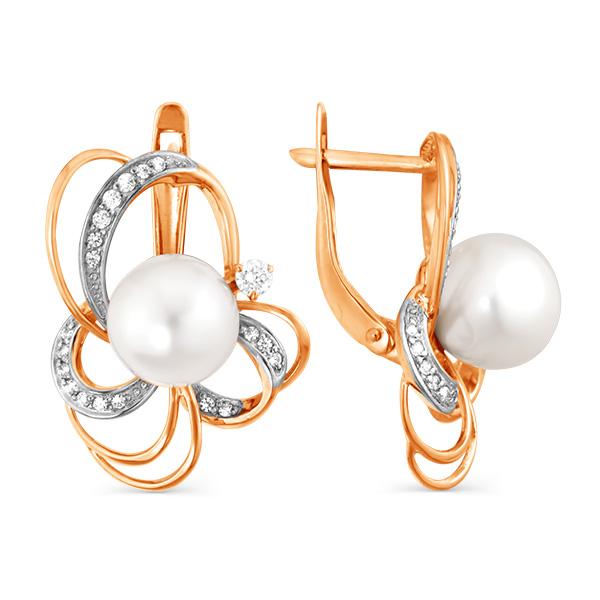 Perlenketten & Ohrringe aus Gold und mit Perlmutt